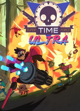 Super Time Force Ultra | PROPER MacOSX Free Download
