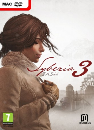 Syberia 3 | MacOSX Free Download