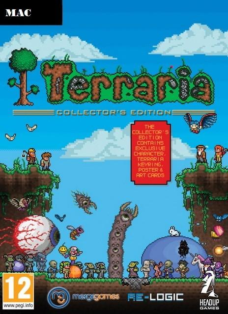 Download Terraria For Free Mac
