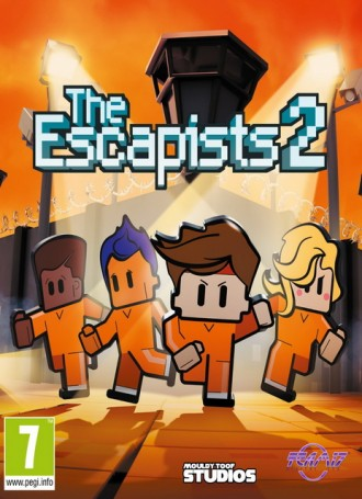 The Escapists 2 : Dungeons and Duct Tape | MacOSX Free Download