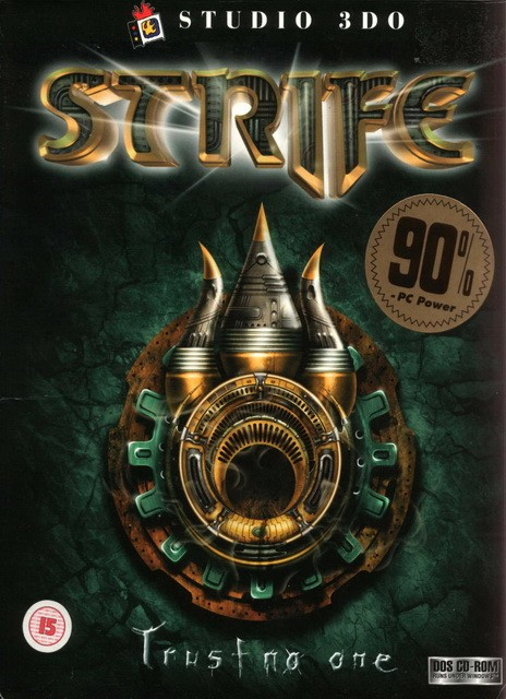 THE ORIGINAL STRIFE: VETERAN EDITION Mac osx torrent uploaded mega