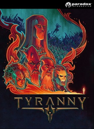 Tyranny : Bastards Wound | MacOSX Free Download