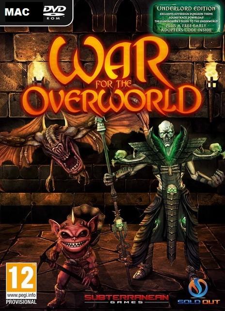 War for the Overworld Gold Edition mac torrent uploaded mega