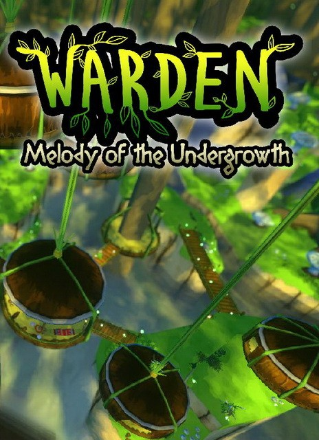 Warden Melody of the Undergrowth Mac osx cover 2016