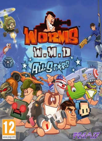Worms W.M.D | MacOSX Free Download