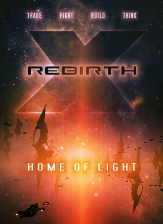 X Rebirth: Home of Light | MacOSX Free Download