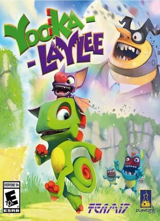 Yooka-Laylee | MacOSX Free Download